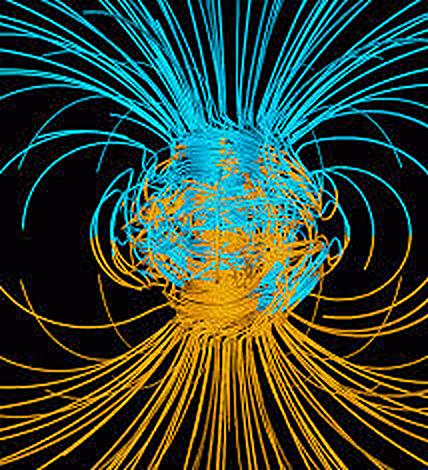 Earths Magnetics