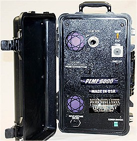 Pemf8000 Mobile Unit