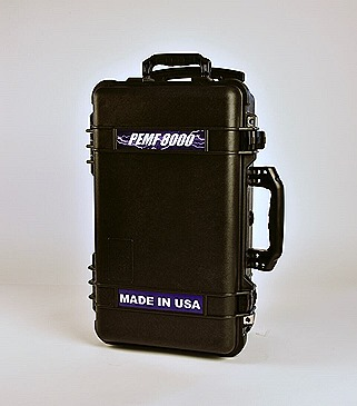 PEMF8000 Case device8