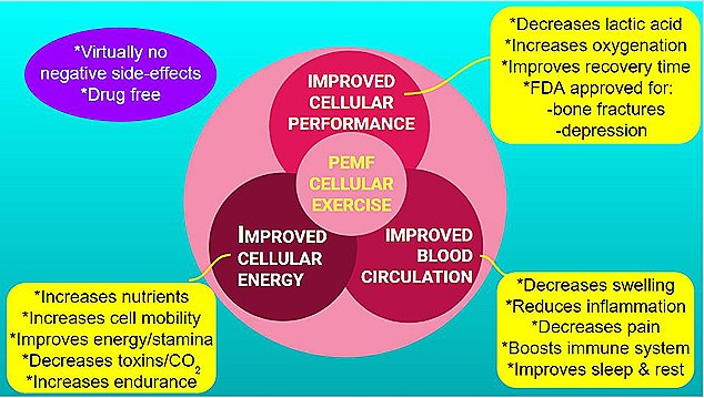 PEMF Benefits PEMF 8000
